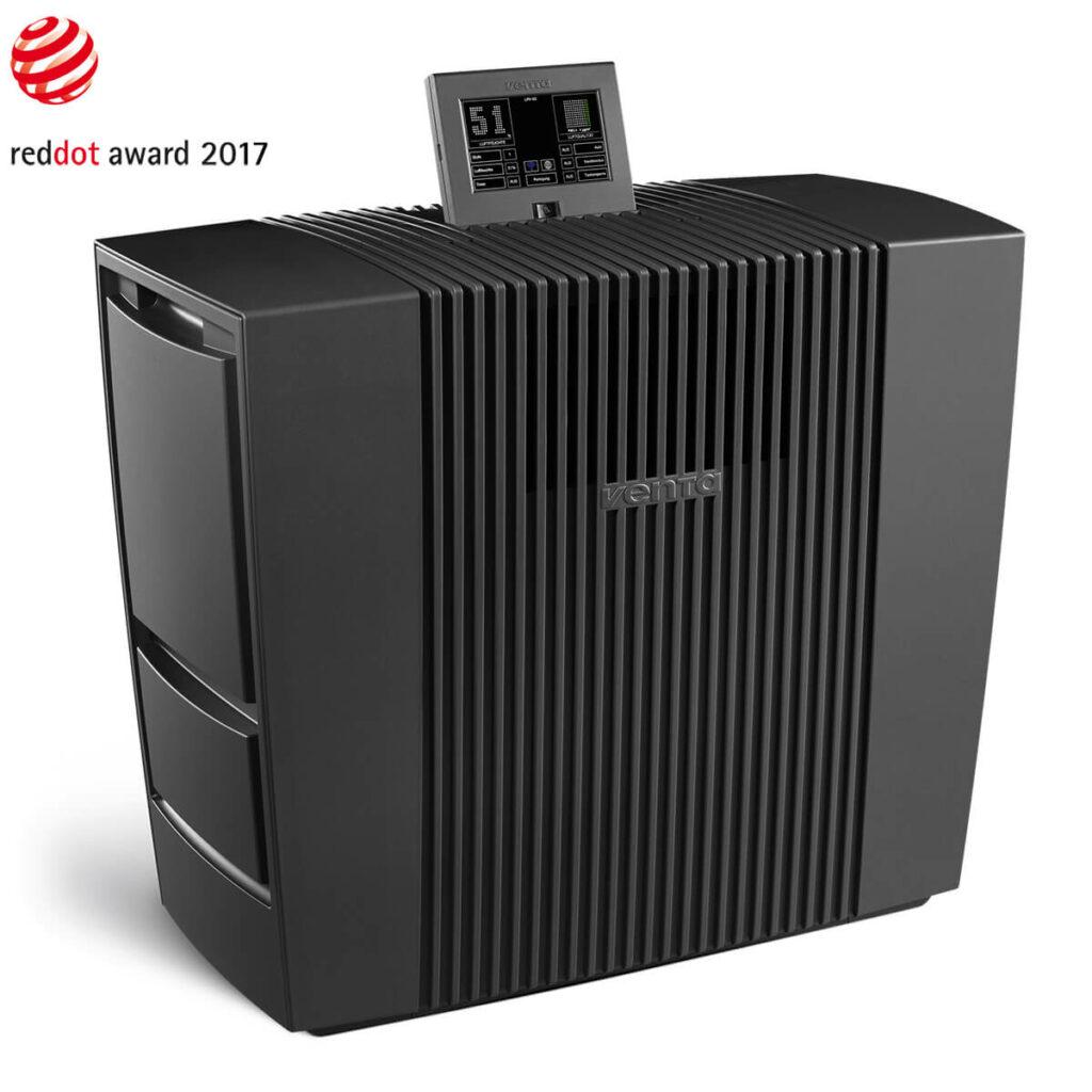 Фото Очиститель-увлажнитель воздуха Venta LPH60 WiFi черный № 1