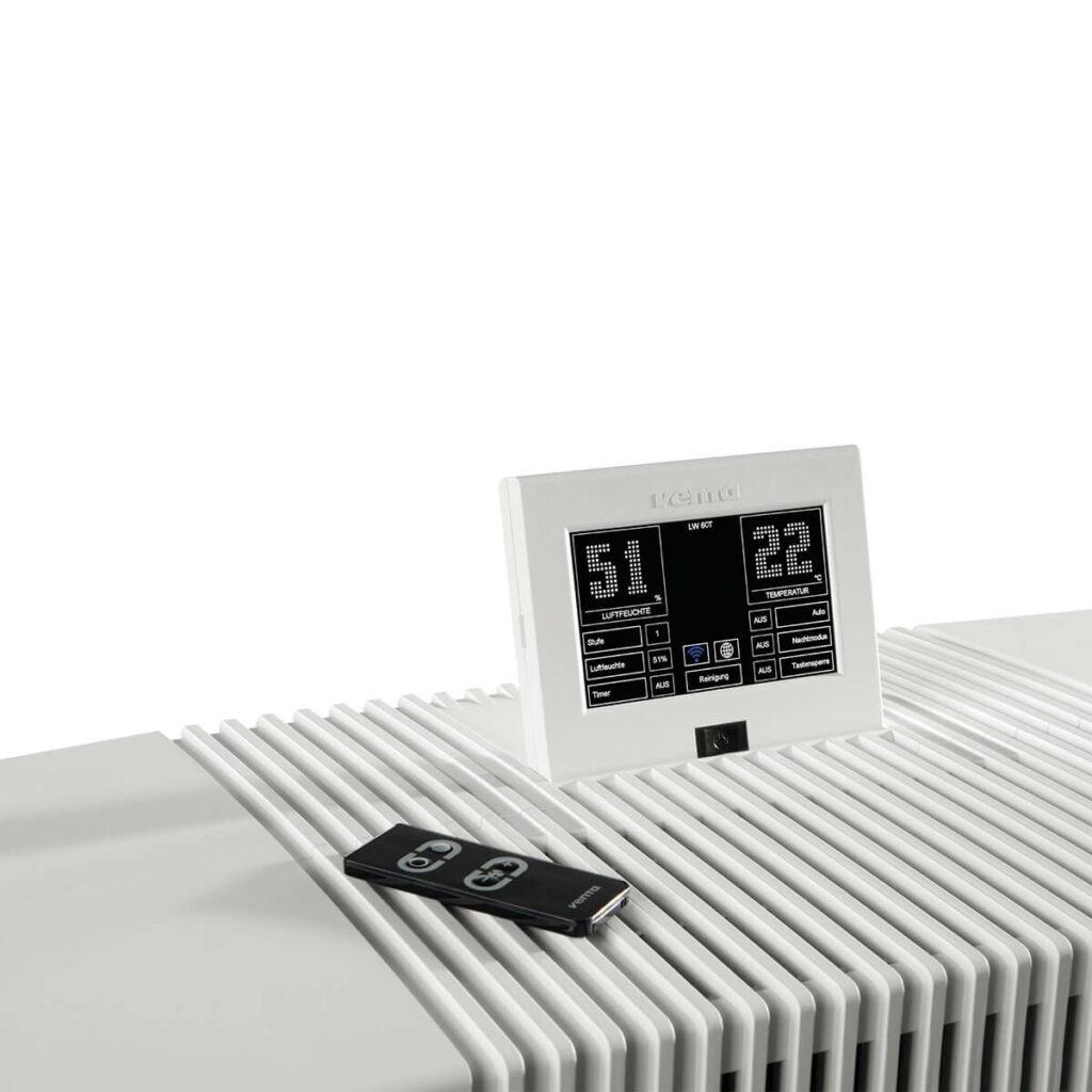 Фото Белая мойка воздуха с подключением к водопроводу Venta LW62 WiFi № 2