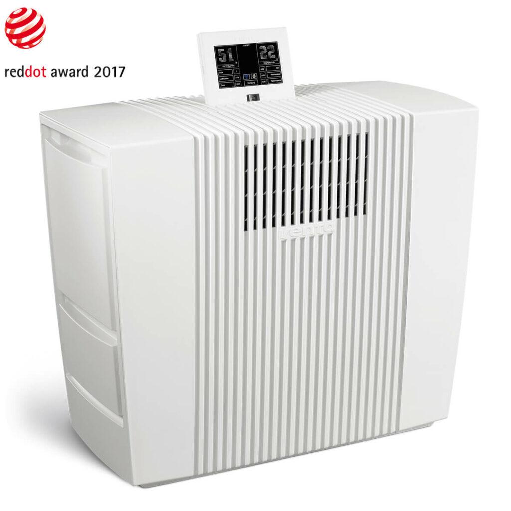 Фото Белая мойка воздуха с подключением к водопроводу Venta LW62 WiFi № 1