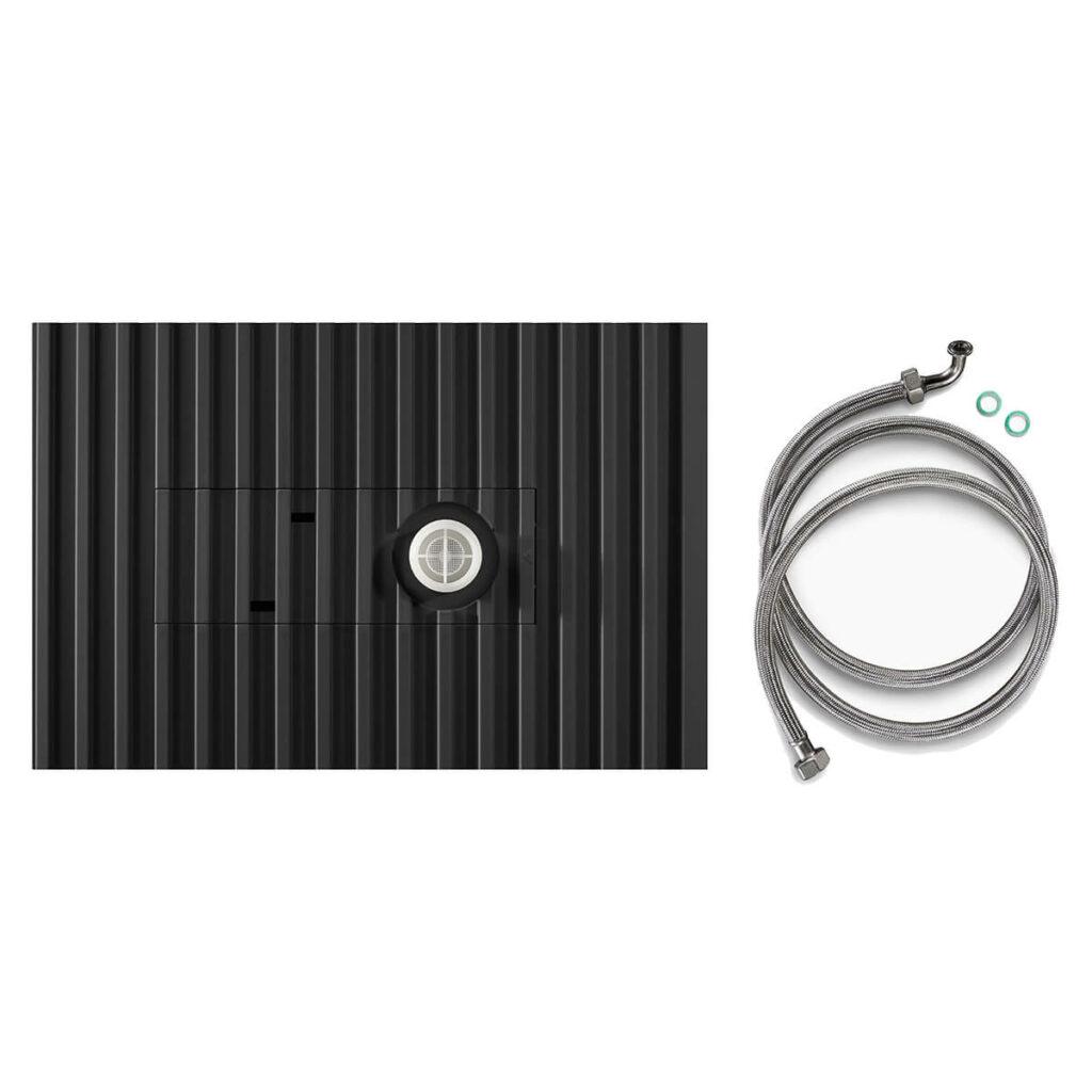 Фото Черная мойка воздуха с подключением к водопроводу Venta LW62 WiFi № 3