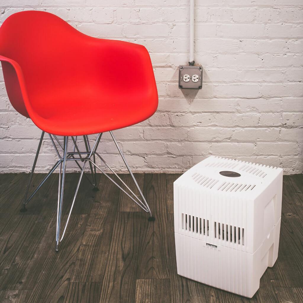 Фото Белая мойка воздуха Venta LW15 Comfort Plus № 2