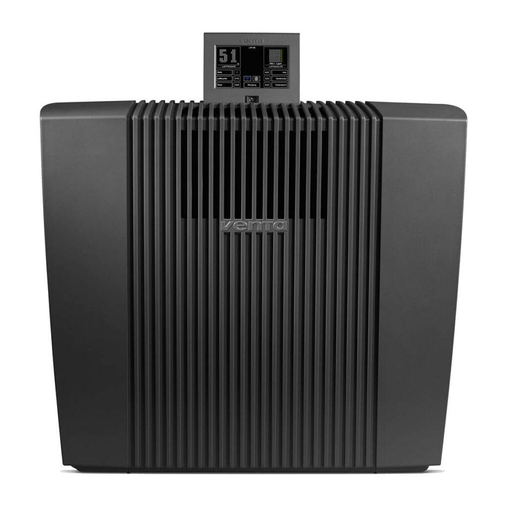 Фото Очиститель-увлажнитель воздуха Venta LPH60 WiFi черный № 3