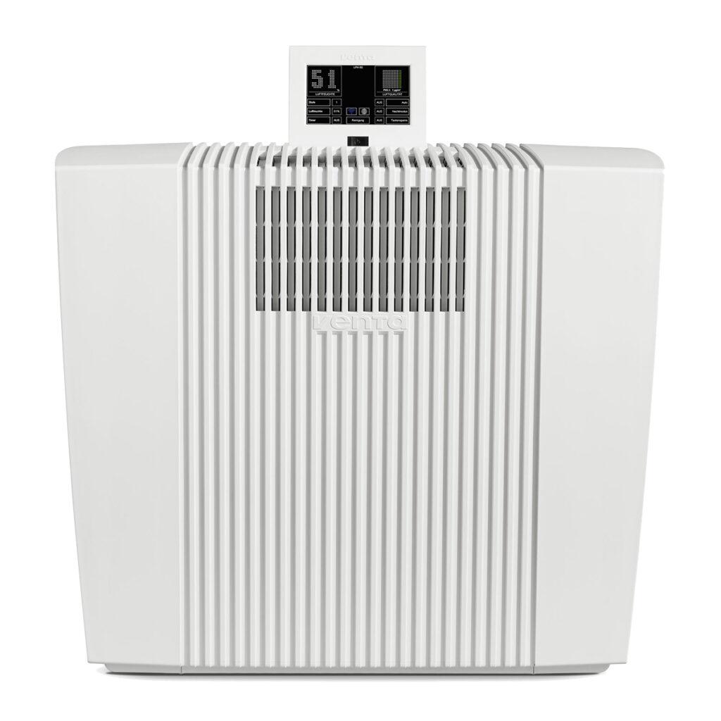 Фото Очиститель-увлажнитель воздуха Venta LPH60 WiFi белый № 3